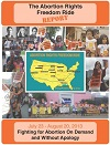 Abortion Rights Freedom Ride report
