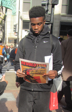 Reading Revolution newspaper