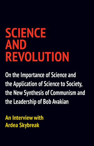 Science and Revolution, interview with Ardea Skybreak