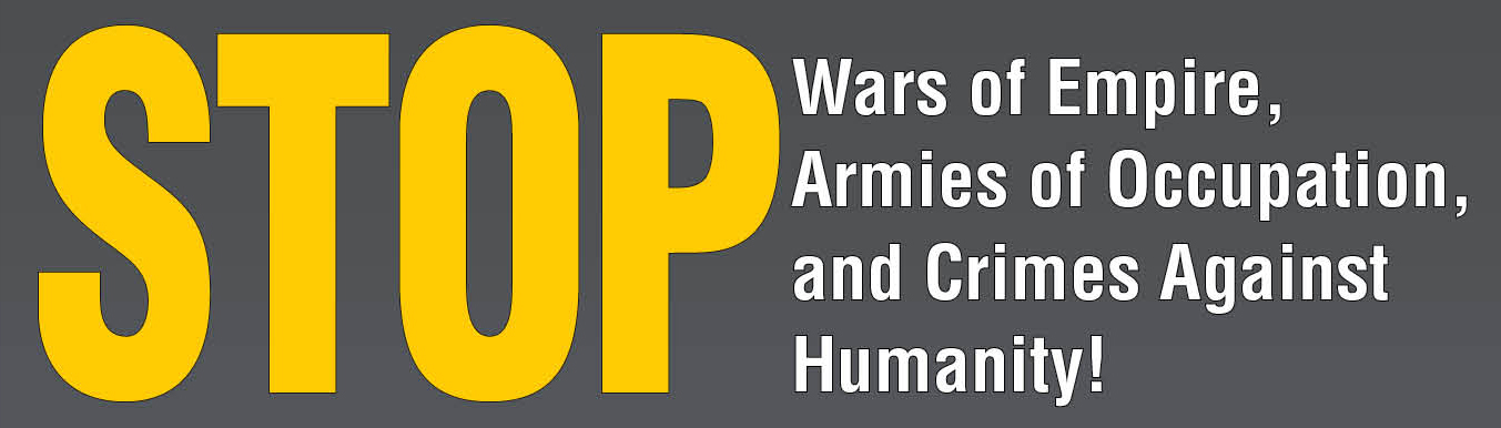 Stop Wars of Aggression