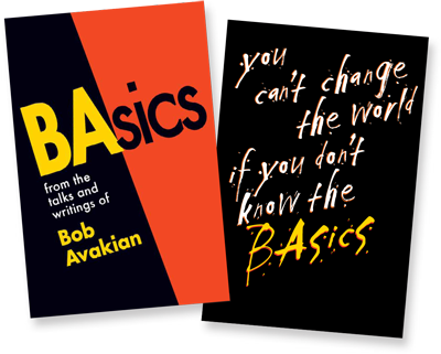 BAsics, the handbook for revolution