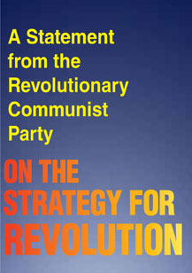 On the Strategy for Revolution