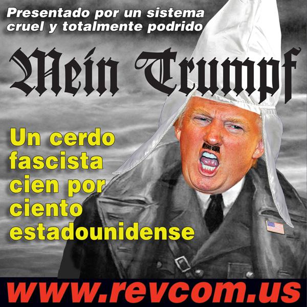 Detener el régimen fascista de Trump y Pence