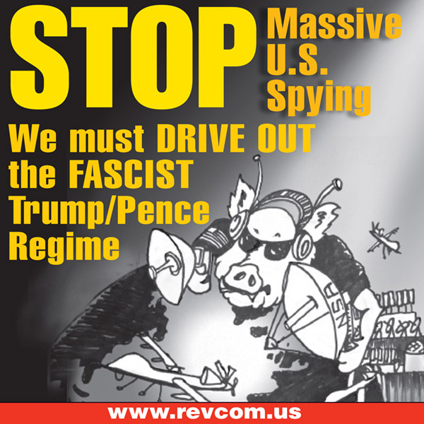 Stop US Spying