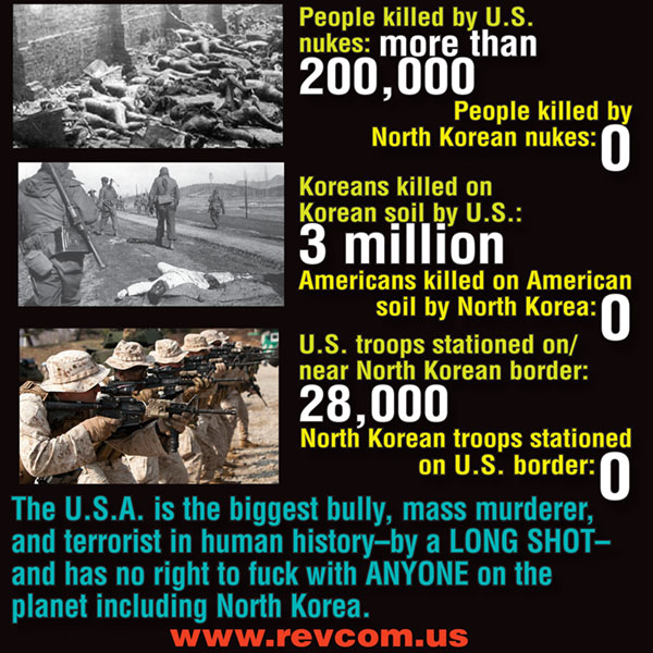 Massive Bombs, Skyrocketing Civilian Deaths, Nuclear Roulette: This is Fascism!