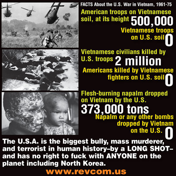 Facts about the U.S. War in Vietnam