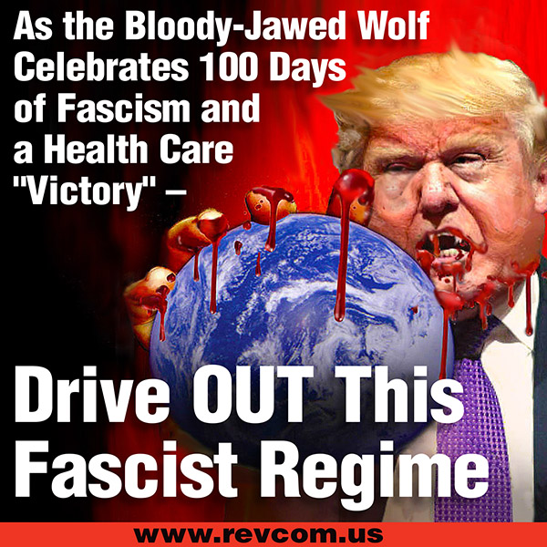 100 days of fascism