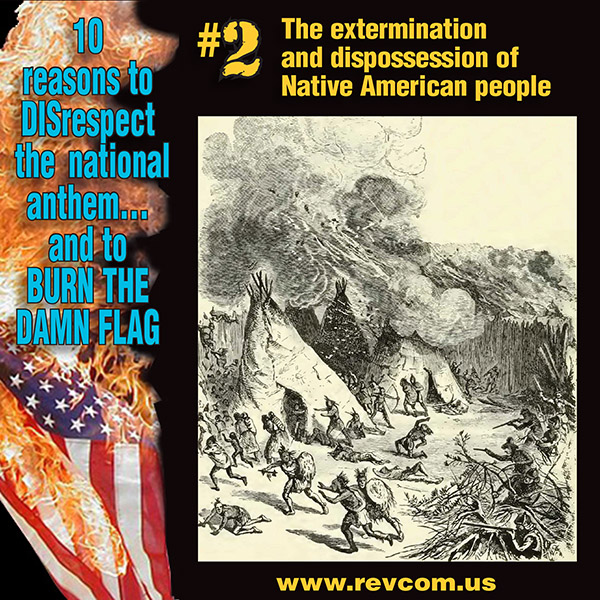 American Crime Case #44: The Trail of Tears, 1838-39